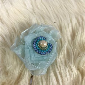 Cute Upcycled Vintage Hair Pin